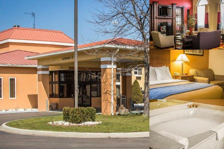 Comfort Inn Port Huron photo collage