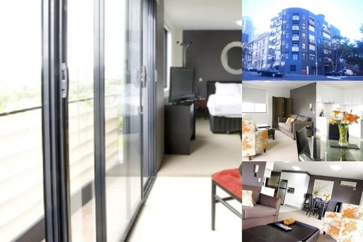 Annam Apartments photo collage