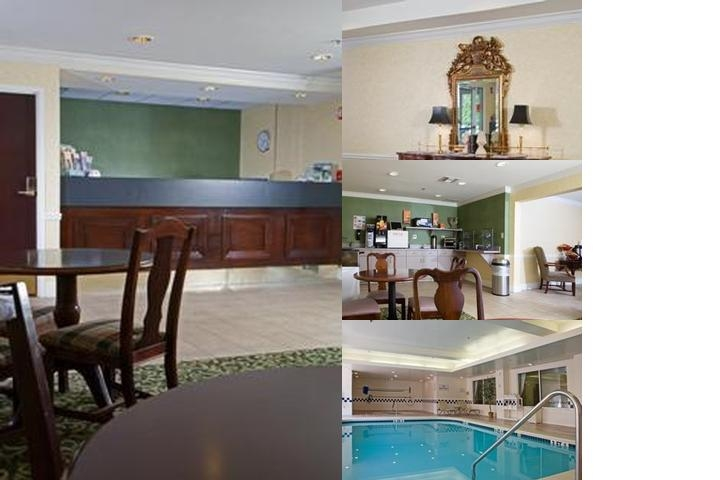 Baymont by Wyndham Lithia Springs Atlanta photo collage