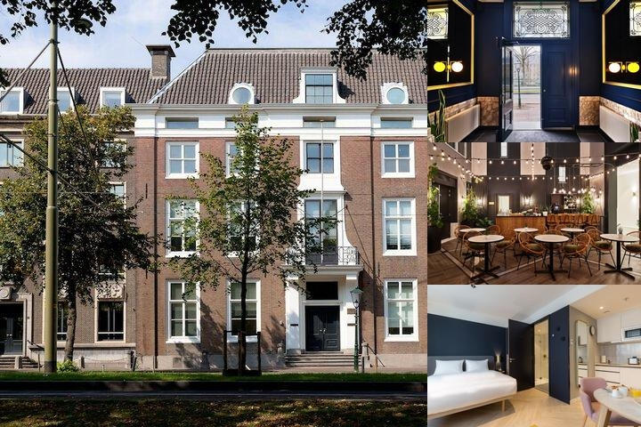 Staybridge Suites The Hague Parliament photo collage
