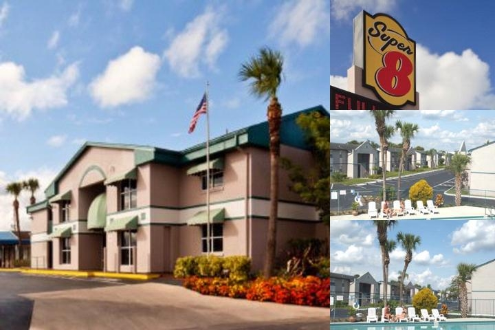 Super 8 by Wyndham Kissimmee photo collage