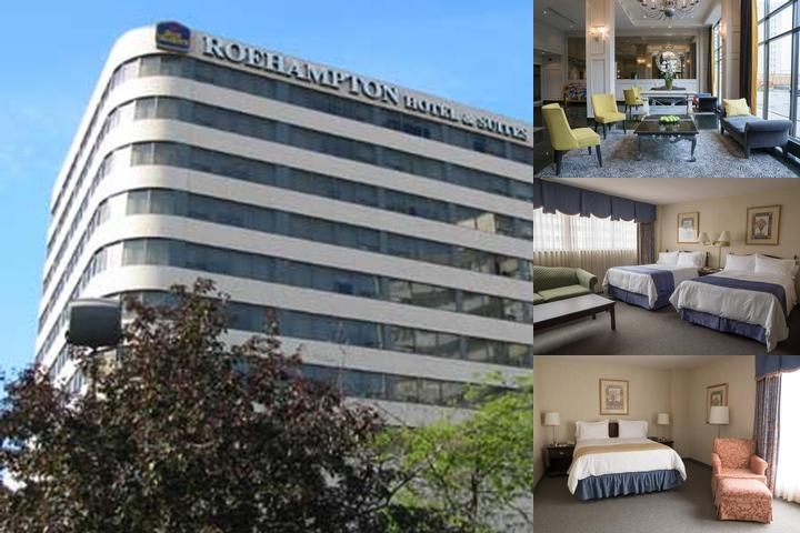The Best Western Roehampton Hotel & Suites photo collage