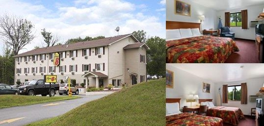 Super 8 by Wyndham Johnstown / Gloversville photo collage