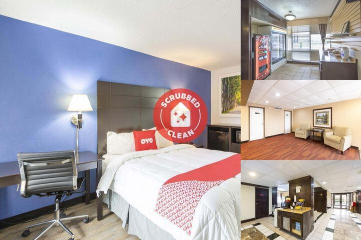 Ramada Baton Rouge photo collage
