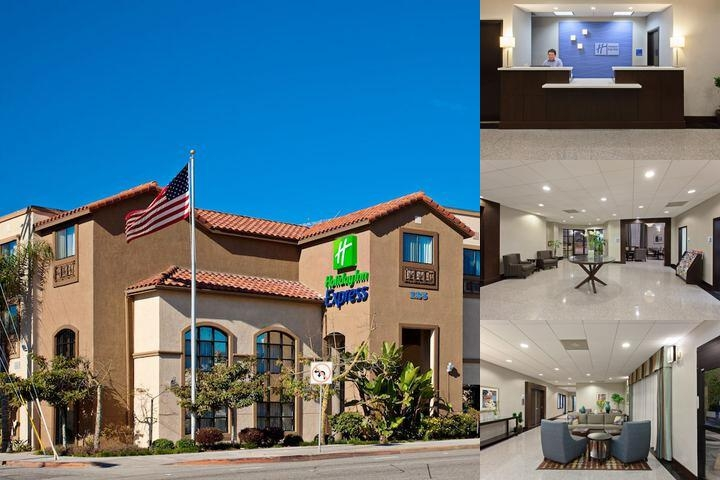 Holiday Inn Express photo collage