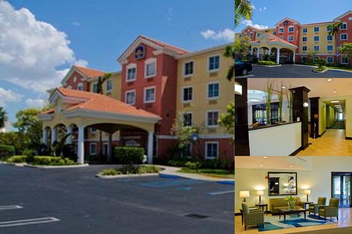 Best Western Plus Miami Airport West Inn & Suite photo collage