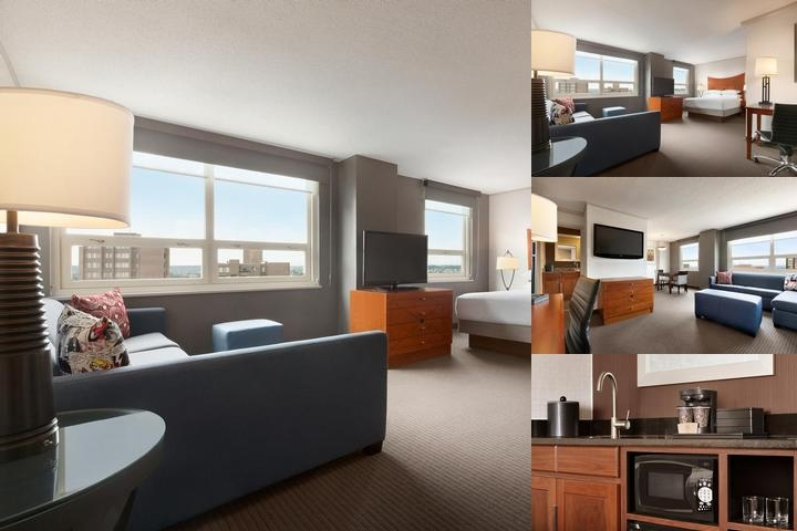 Tremont Plaza Hotel photo collage