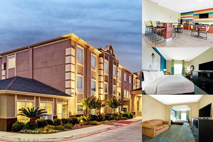 Super 8 by Wyndham San Antonio / Alamodome Area photo collage