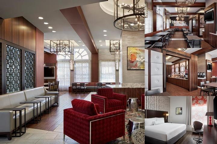 Fairfield Inn & Suites by Marriott Washington DC / photo collage