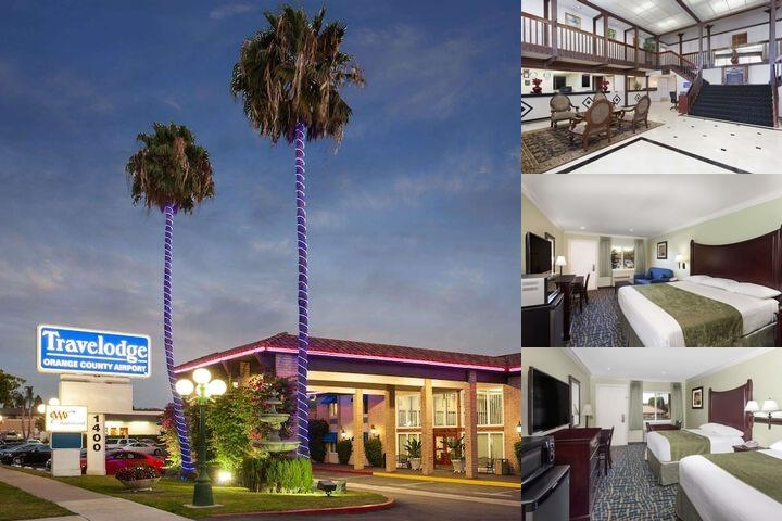 Travelodge by Wyndham Orange County Airport / Costa Mesa photo collage