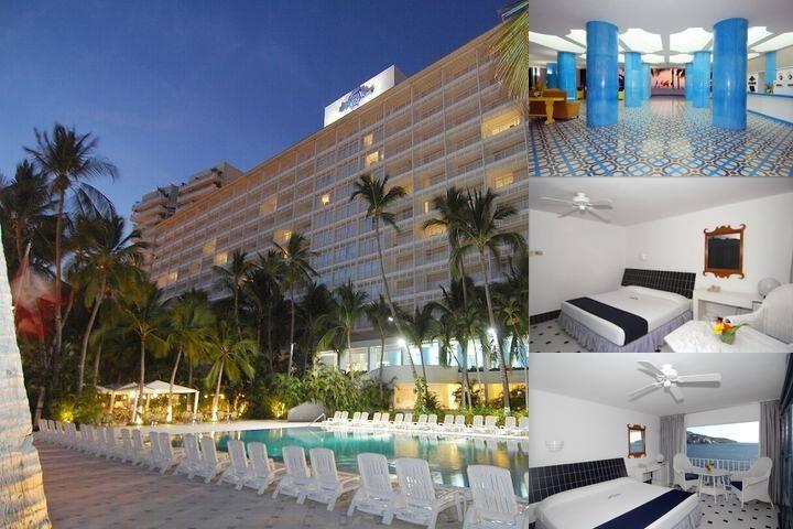 Hotel Elcano Acapulco Photo Collage