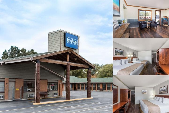 Travelodge by Wyndham Livingston photo collage
