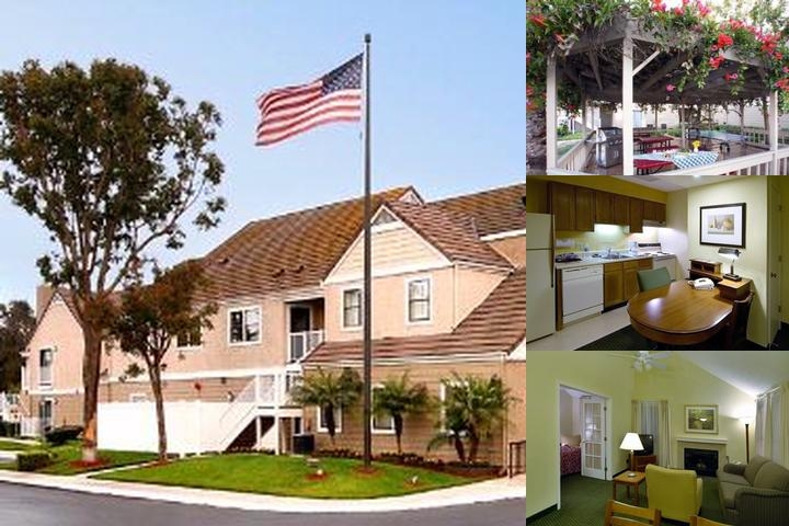 Costa Mesa Newport Beach Residence Inn photo collage
