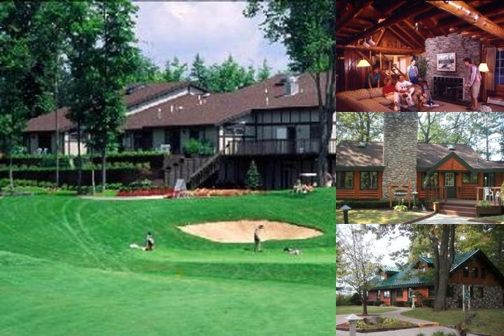 Marsh Ridge Resort photo collage