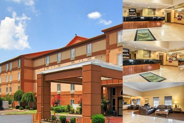 Quality Suites I 240 E / Airport photo collage