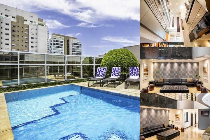 Tryp Sao Paulo Tatuape Hotel photo collage