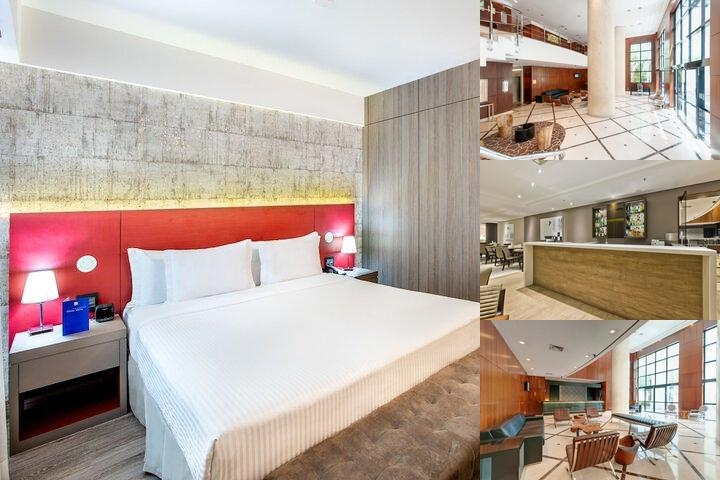 Tryp Sao Paulo Higienopolis Hotel photo collage