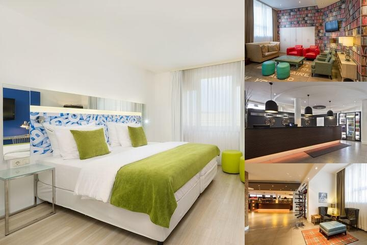 Tryp by Wyndham Munchen City Center photo collage