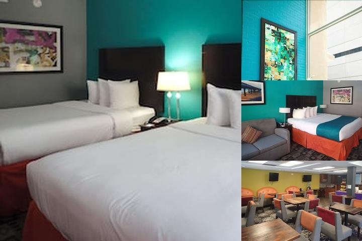 Tryp by Wyndham Atlantic City photo collage