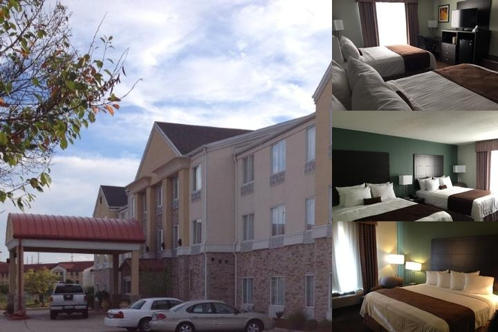 Best Western Plus Columbia Inn photo collage