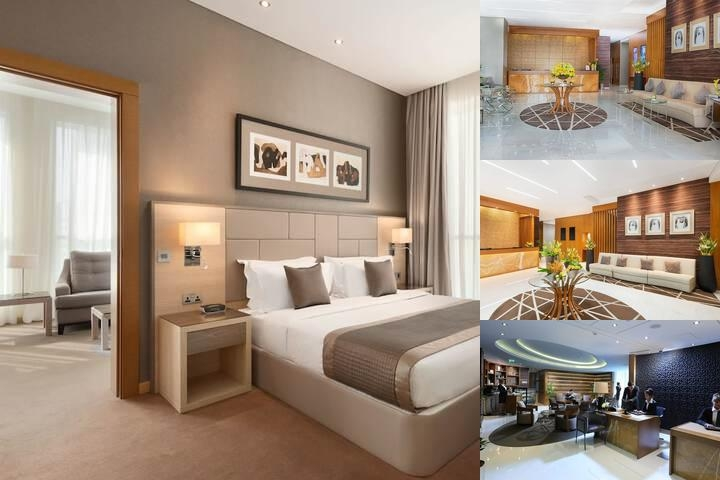 Tryp by Wyndham Abu Dhabi City Center photo collage