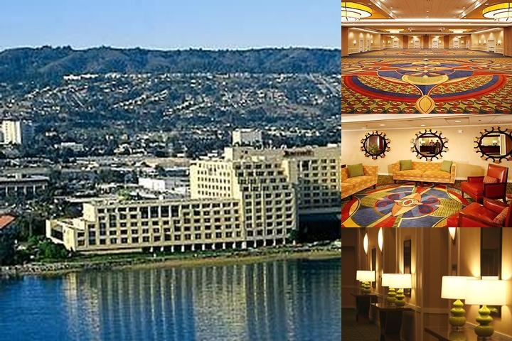 San Francisco Airport Marriott photo collage