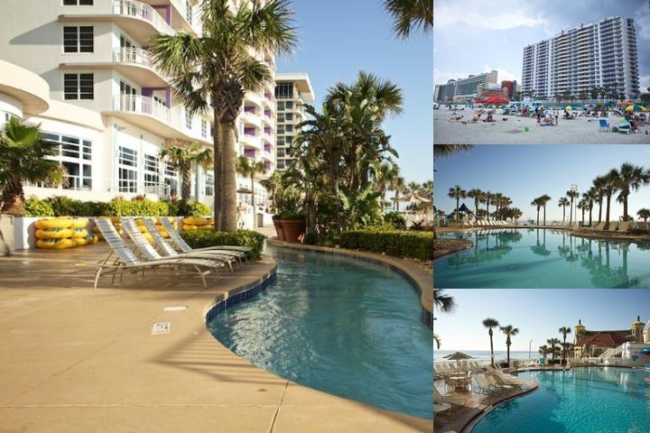 Wyndham Ocean Walk Photo Collage