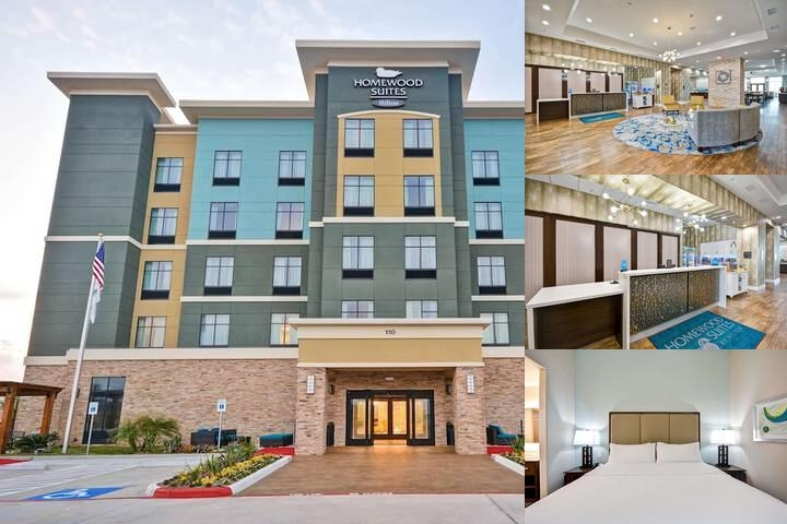 Homewood Suites by Hilton Galveston photo collage