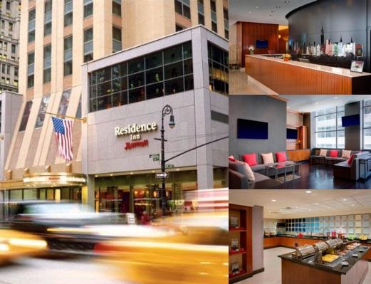 Residence Inn by Marriott New York Manhattan / Times Square
