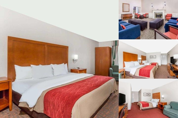 Comfort Inn Historic Area photo collage