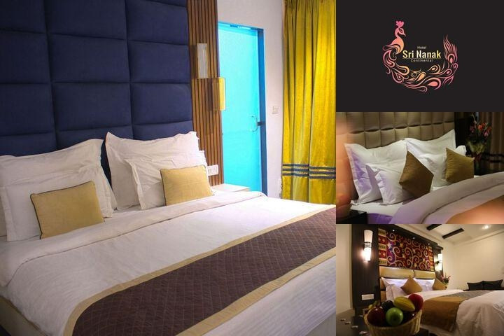 Hotel Sri Nanak Continental photo collage