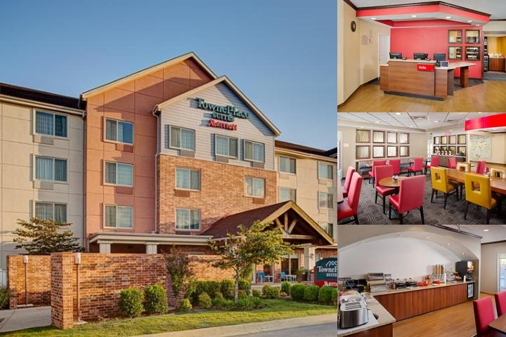 Towneplace Suites Fayetteville North / Springdale photo collage