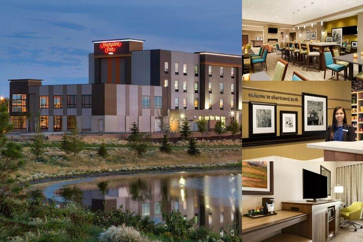 Hampton Inn by Hilton Edmonton / Sherwood Park photo collage