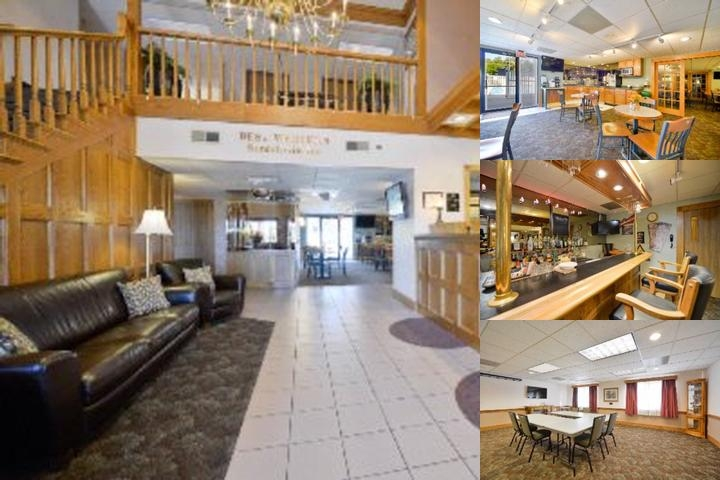 Best Western Kendallville Inn photo collage