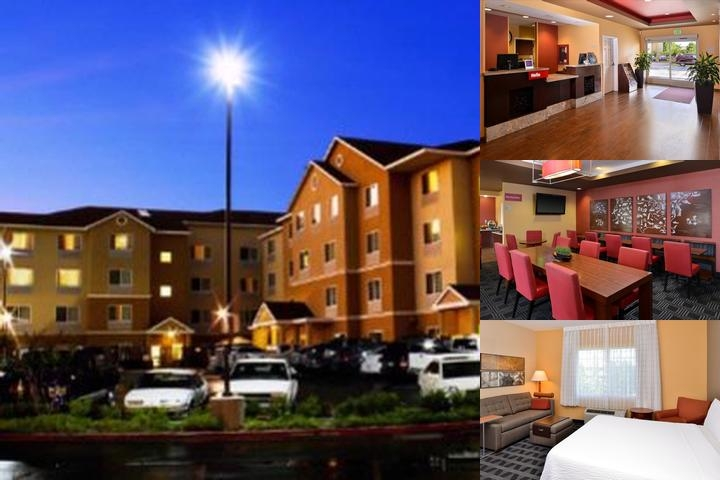 Towneplace Suites Cal Expo photo collage