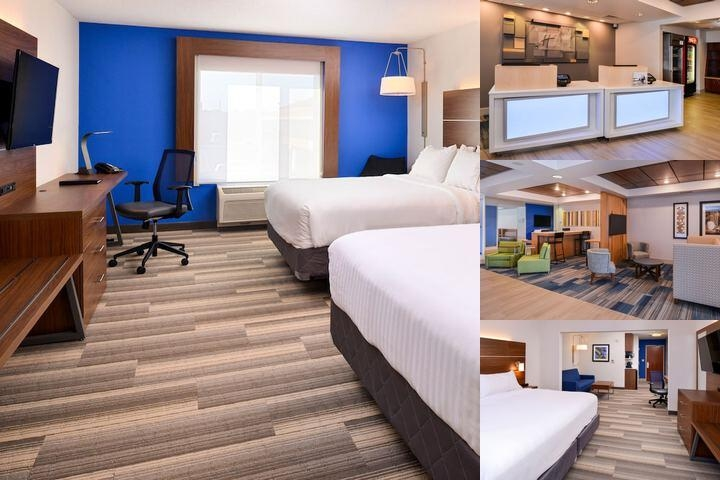 Holiday Inn Express Urbana / Champaign photo collage