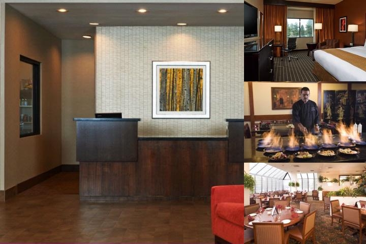 Doubletree by Hilton Hotel Flagstaff photo collage