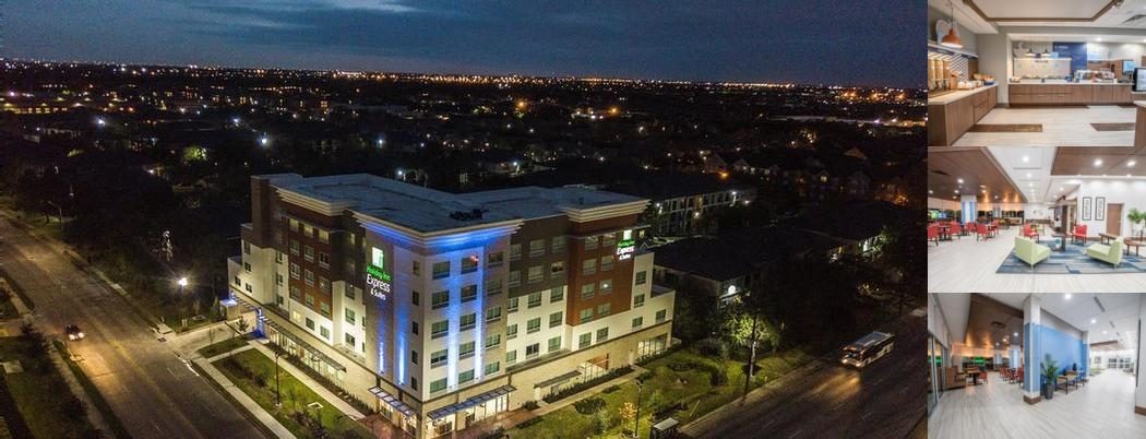 Holiday Inn Express and Suites Houston Westchase - Westheimer, an photo collage