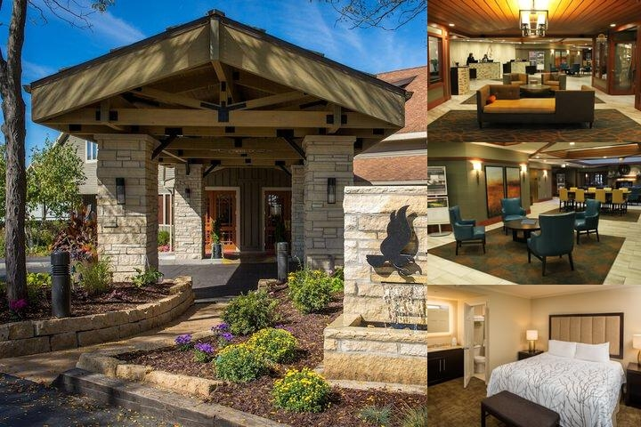 Eagle Ridge Resort & Spa photo collage