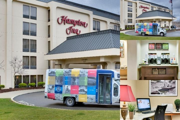 Hampton Inn Pittsburgh Airport Hotel photo collage