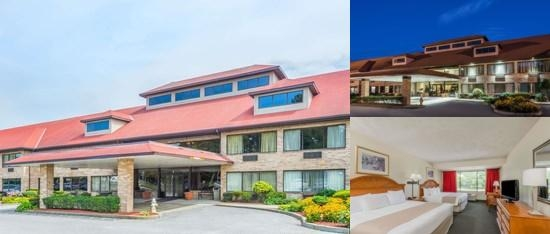 Ramada by Wyndham Middletown Newport Area photo collage