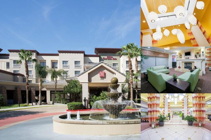 Hilton Garden Inn Phoenix Avondale photo collage