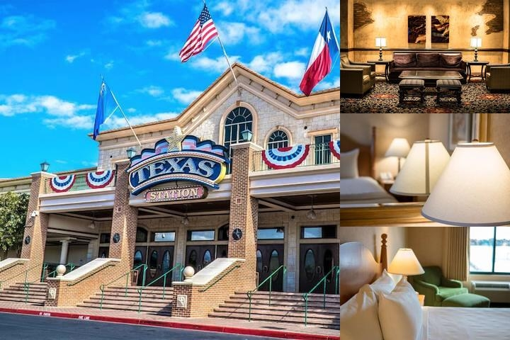 Texas Station Gambling Hall & Hotel photo collage