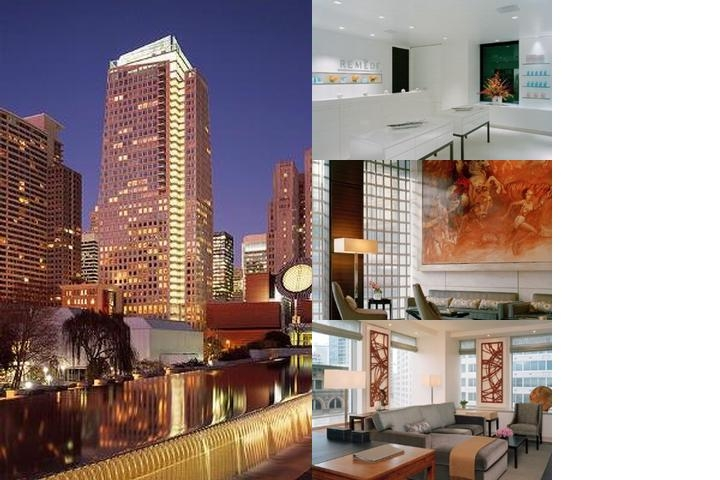 The St. Regis San Francisco photo collage