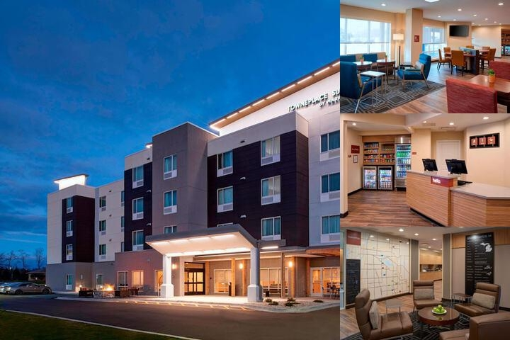 Towneplace Suites by Marriott Grand Rapids Airport North photo collage