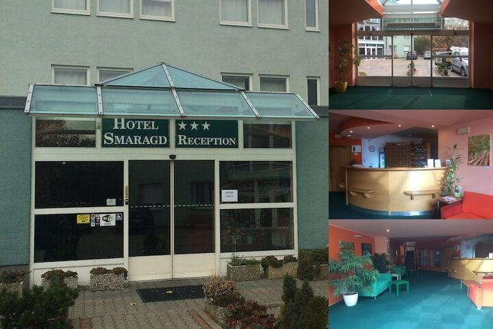 Hotel Smaragd S.r.o. photo collage