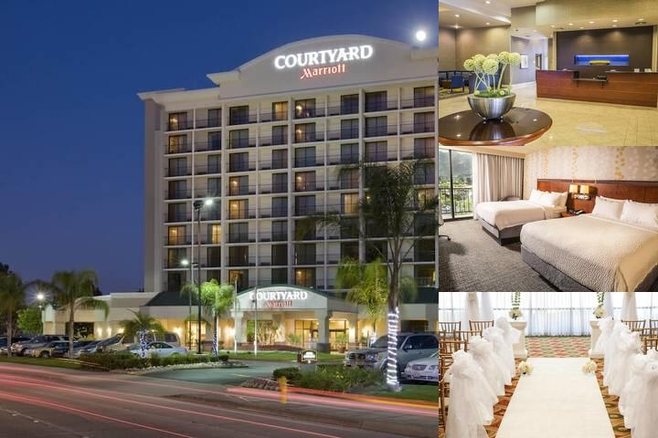 Courtyard Marriott Monrovia / Pasadena photo collage