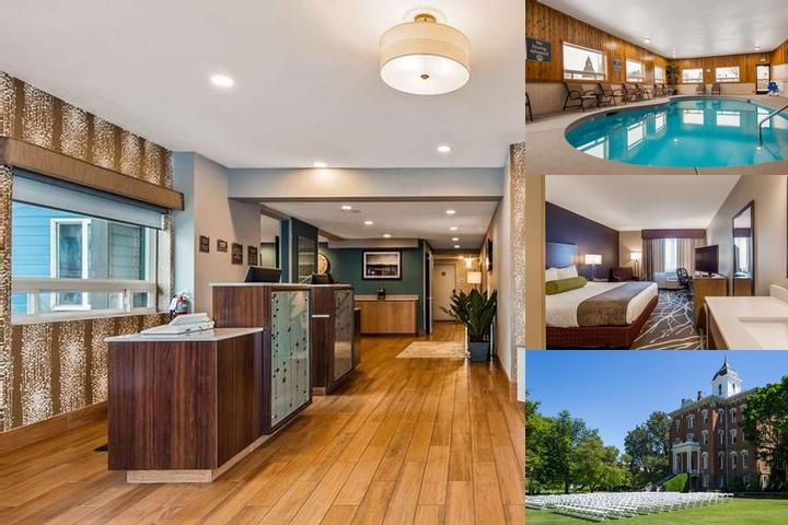 Best Western Mcminnville Inn photo collage