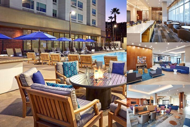 Cambria Hotel & Suites Anaheim Resort Area photo collage