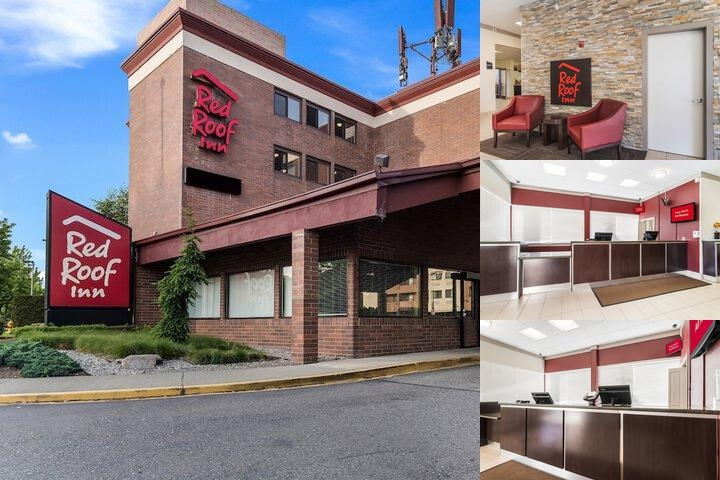 Red Roof Inn Seatac Airport photo collage